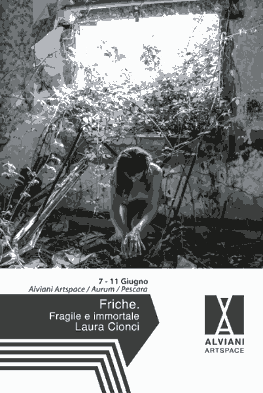 Friche. Fragile e immortale