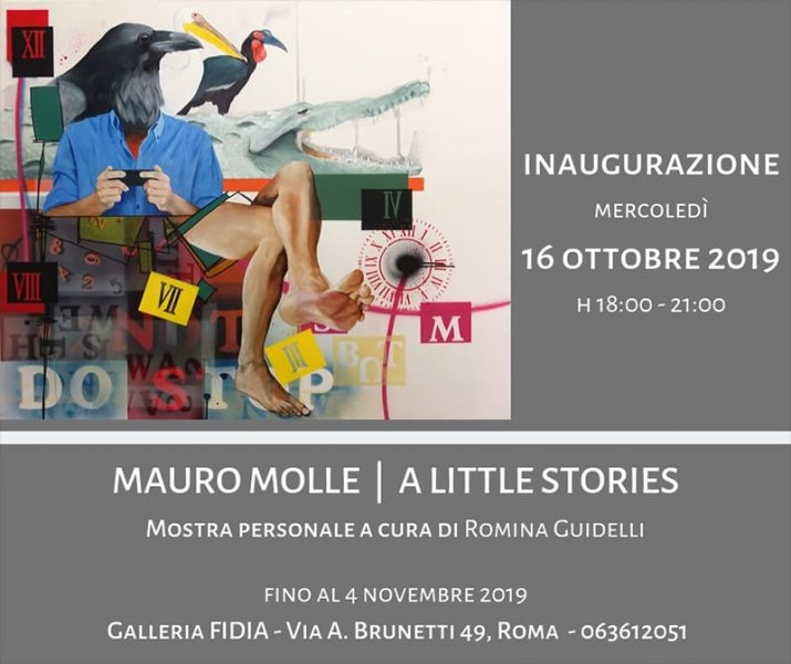 MAURO MOLLE A Little Stories