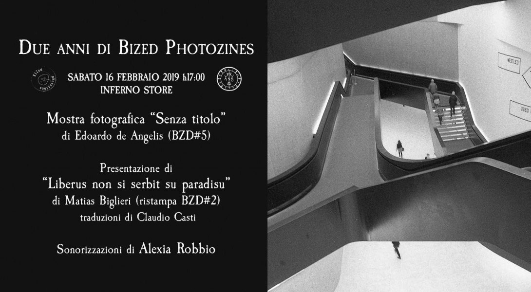 Due anni di Bized Photozines