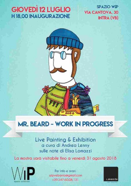 Mr Beard - Work in Progress