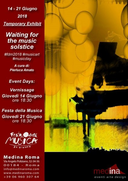 Waiting for the music solstice