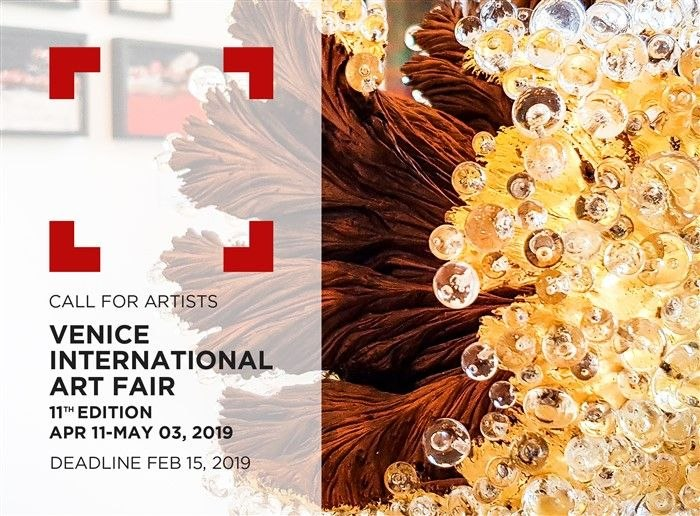 CALL FOR SUBMISSIONS: VENICE INTERNATIONAL ART FAIR 2019