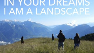 In Your Dreams I Am A Landscape