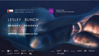 Mostra personale di Lesley Bunch