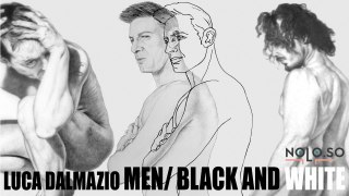 Luca Dalmazio Men/Black and White