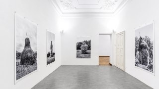 LALA MEREDITH-VULA, SELECT HAYSTACKS (1989-ONGOING) - EXHIBITION VIEW