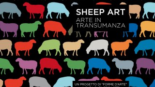 Sheep Art invito