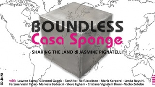 BOUNDLESS Sharing the land di Jasmine Pignatelli