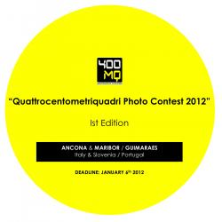 Quattrocentometriquadri Photo Contest 2012
